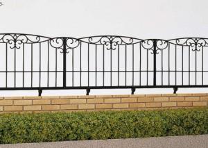 大人気外構の鋳物フェンス