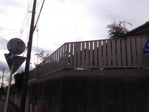 三協アルミのフェンス