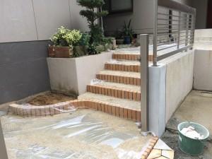 洗い出しコンクリート