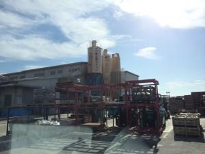ユニソンの工場