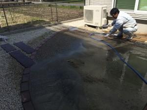 洗出しコンクリート