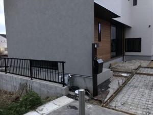 瀬戸市で外構工事